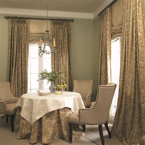 dining room drapery ideas dining room drapery ideas 15 stylish window treatments