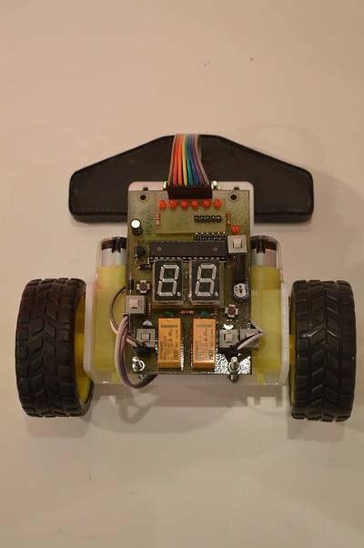 Motor Gearbox By Tokoarduino robot line follower mikrokontroler 2015 6 sensor display