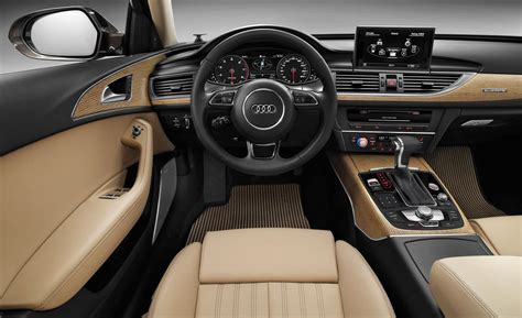 Audi A6 Interior At by Car And Driver