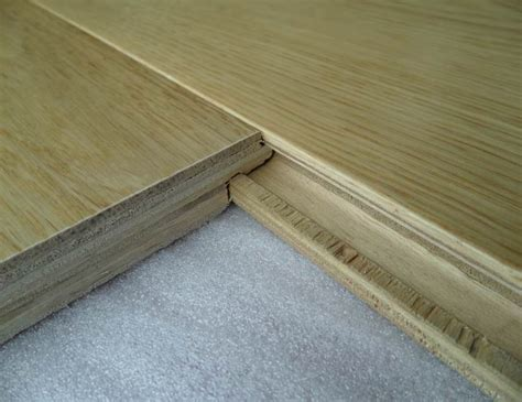 oak engineered hardwood timber flooring in different