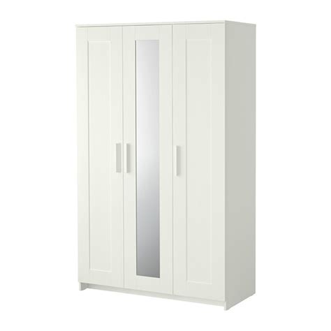 brimnes wardrobe with 3 doors ikea