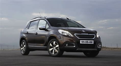 Informatoin All The Peugeot 2008 Crossover