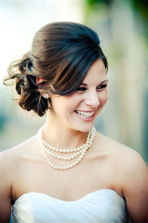 Shoulder Length Hairstyles For Weddings by Wedding Hairstyles For Shoulder Length Hair