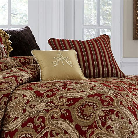 michael amini comforter michael amini lafayette bedding king queen luxury
