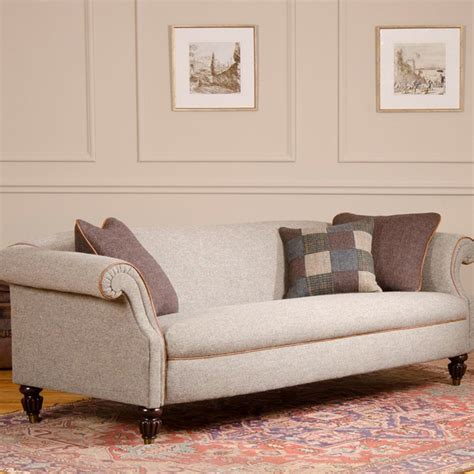 tetrad bowmore sofa tetrad harris tweed bowmore grand sofa