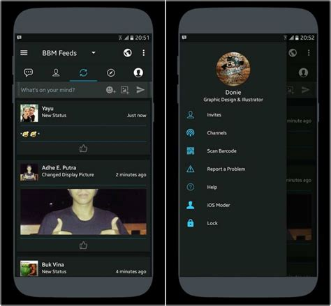 android mod bbm mod os versi 3 3 1 24 android apk sellophone