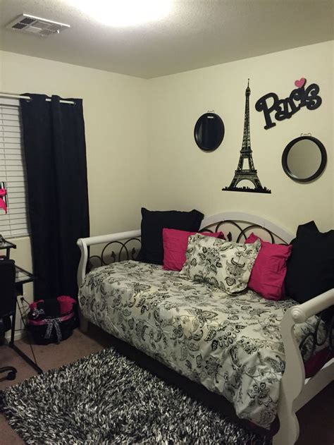 teen paris bedroom paris themed teen bedroom bedroom decor pinterest