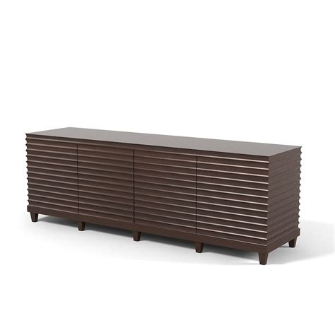 Barbara Barry Sideboard Baker Fluted Cabinet 3d Max
