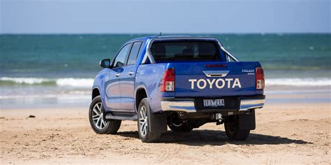 toyota sr5 2016 toyota hilux sr5 review caradvice