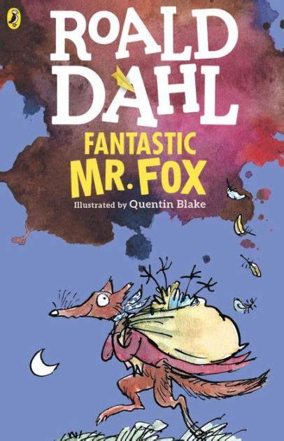 fantastic  fox  roald dahl paperback barnes noble