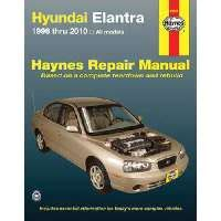 auto manual repair 1994 hyundai excel engine control car repair service maintenance manual book