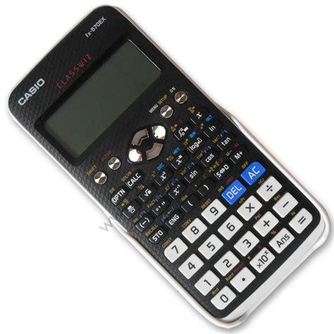 Casio Original 2 casio scientific calculator fx 570ex classwiz original