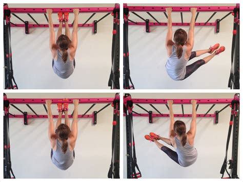 10 hanging exercises exercise abs workout for best ab workout strength workout