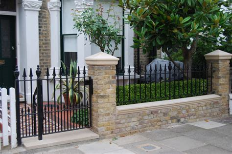 Garden Wall Railings Wall Top Railings Spirals Castings