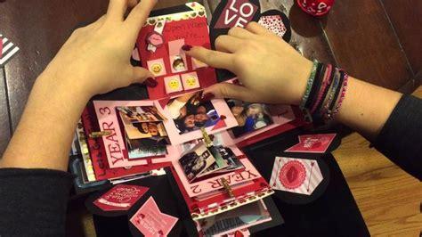Explosion Box for Boyfriend (Valentine's Day/Anniversary