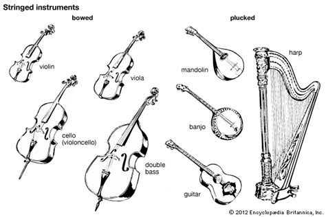 guitar stringed instruments students britannica homework help
