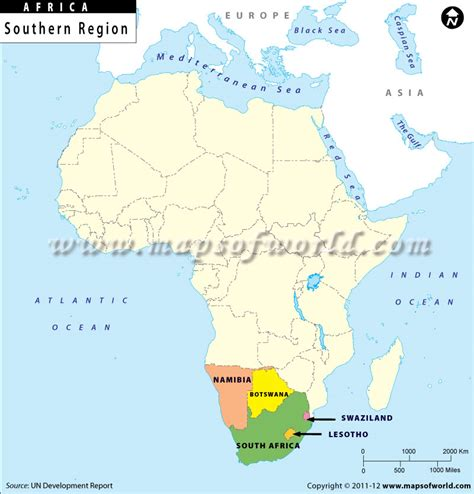 southern africa map southern africa map southern countries