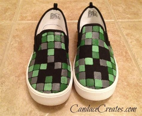 diy minecraft shoes diy minecraft shoes playforth