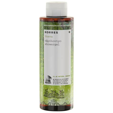 Korres Shower Gel by Korres Guava Shower Gel 250ml Free Uk Delivery