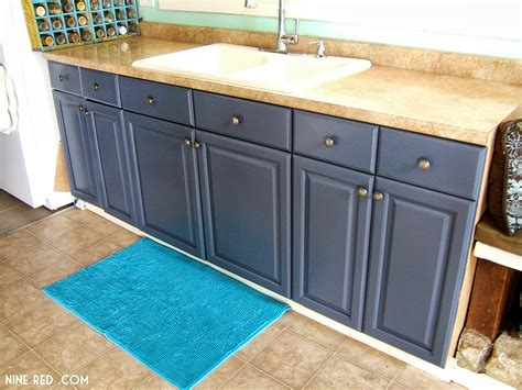 grey blue kitchen cabinets hello new rug ikea lovely