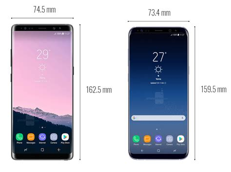 Samsung Note 8 Vs S8 samsung galaxy note 8 2017 leaked specs review