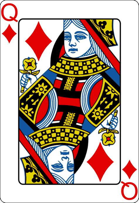 card blank template king of diamonds cards vector png opengameart org