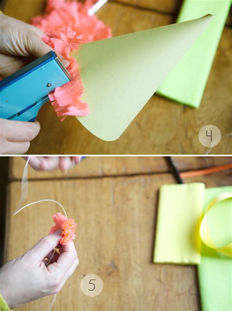 How To Make A Birthday Hat With Paper - hats diy template