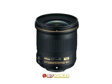 Lensa Nikon Seri Nano sewa lensa nikon af s 24 f 1 8g nano jogja diykamera