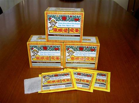 Ngan Lo Medicated Tea herbal tea tea from malaysia suppliers exporters on 21food