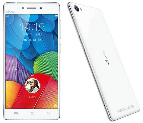 Hp Vivo X 5 vivo x5 pro with eye recognition technology launched in china