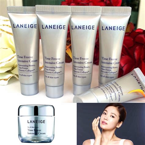 Laneige Time Freeze Intensive 10 Ml J86y ซ อ laneige time freeze intensive 10ml tester คร ม