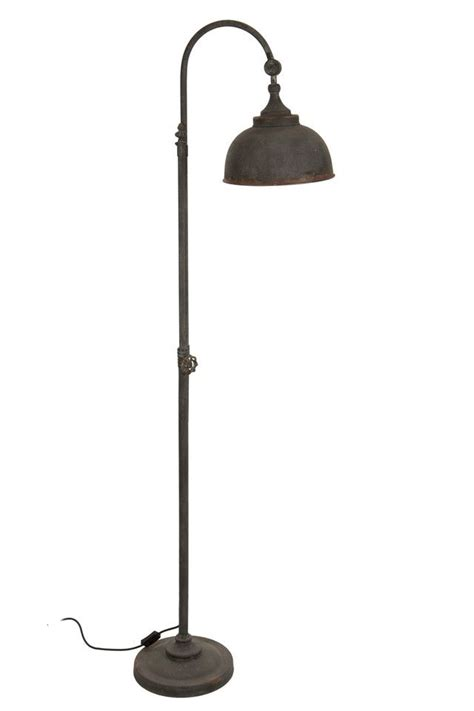 industrial styled rustic floor lamp allissias attic vintage french style brandies family