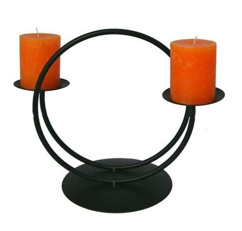 decorating your house with metal candle holder in decors