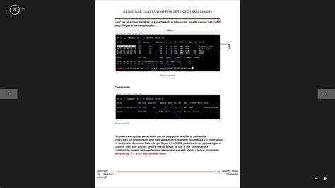 kali linux usb tutorial kali linux instalacion usb hack wpa wpa2 wpa wep taringa