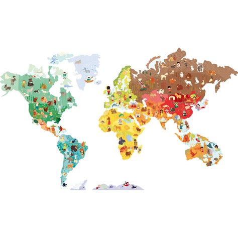 the world wall sticker world map magnetistick magnetic wall stickers set