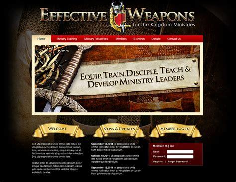 Ministry Website Templates Ministry Website Design And Logo Design