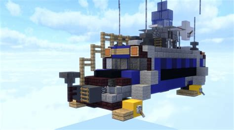 how to build a boat in fortnite fortnite battle bus minecraft project
