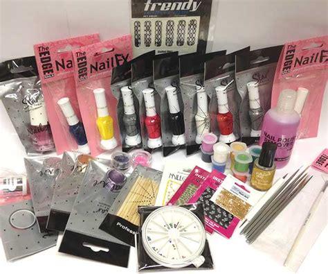 nail design art kit nail art kit next step beauty