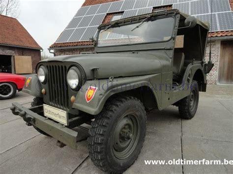 But Ouvert Le Dimanche 1267 by Jeep Kaiser Cj5 1968 Vendue Ch 0334