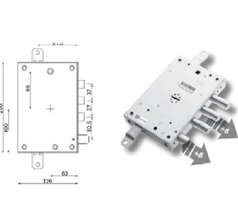 mottura serrature porte blindate serratura mottura gardesa 89571gd1 doppia mappa per