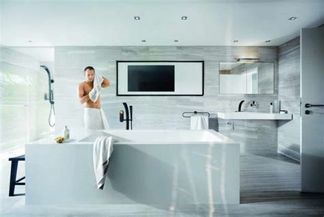 Turning every bathroom into a feel good space GROHE SPA