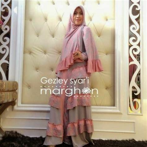 Gamis Syari Ralyka By Marghon Original Branded rumah savana gezley pesta syar i seri 2 by marghon