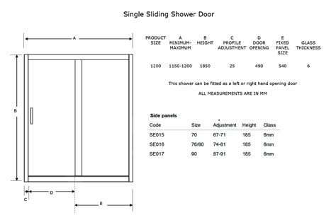 Patio Doors Sizes Standard Sliding Door Width