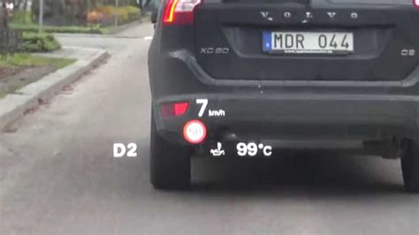 heads up display audi rs7