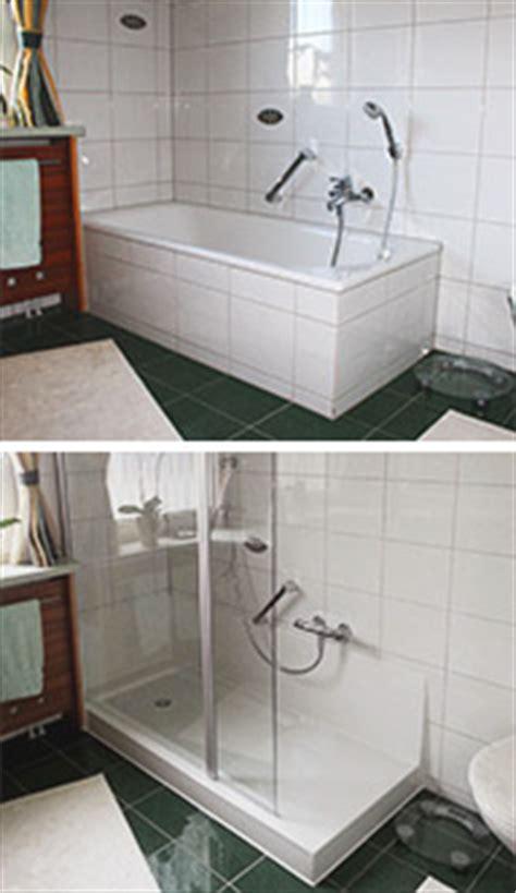 austausch badewanne gegen dusche wanne durch dusche ersetzen eckventil waschmaschine