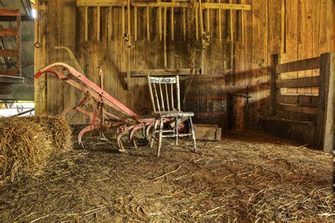Hay In The Barn File In The Rustic Barn Jpg