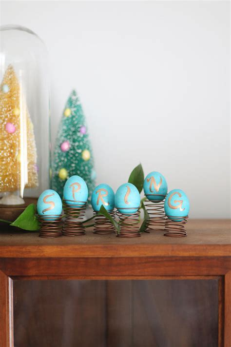 10 Prettiest Easter Decor Items by Unique Easter Decorating Ideas Decoration Design