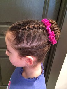 hairstyles for a gymnastics competition competition hair gymnastics competition and gymnastics on