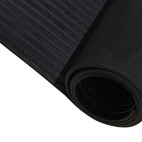 ute rubber matting perth wide rib rubber mat
