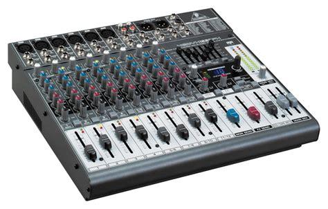 Mixer Xenyx 1222fx behringer xenyx 1222fx mixer audio